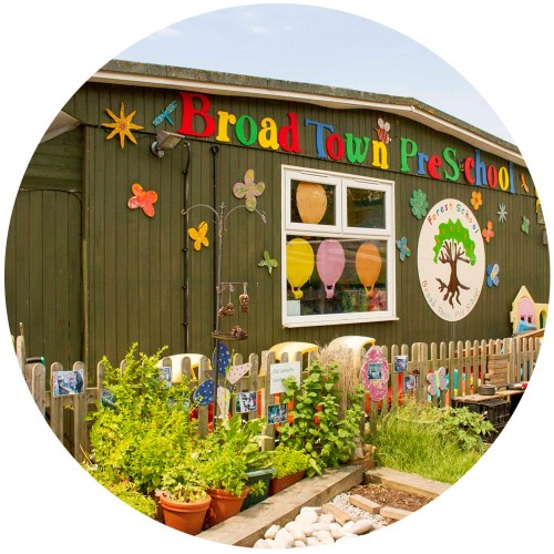 Contact Broad Town PreSchool