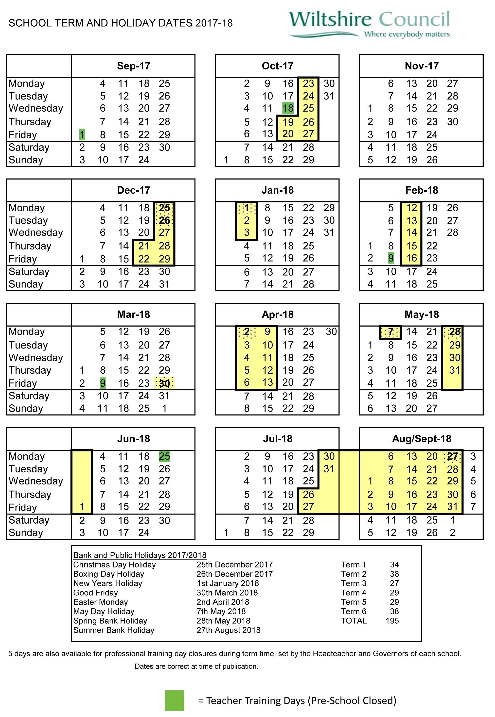 2017-18-Academic-Calendar